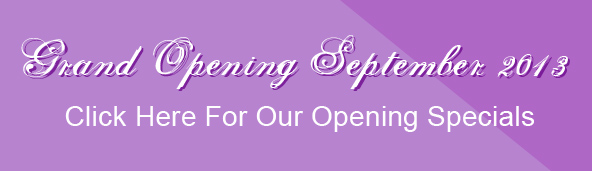 Click here for our October Specials